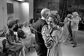 Tea dance at the Hampden Community Centre, Somerstown, Kings Cross, 1990.