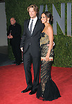 Gabriel Aubry & Halle Berry at The 2009 Vanity Fair Oscar Party held at The Sunset Tower Hotel in West Hollywood, California on February 22,2009                                                                                      Copyright 2009 RockinExposures / NYDN