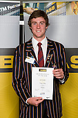 Boys Rowing winner Sam Kember from Kings College. ASB College Sport Young Sportperson of the Year Awards 2008 held at Eden Park, Auckland, on Thursday November 13th, 2008.