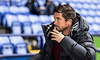 Oldham Athletic's manager  Harry Kewell<br /> <br /> Photographer Andrew Kearns/CameraSport<br /> <br /> The EFL Sky Bet League Two - Bolton Wanderers v Oldham Athletic - Saturday 17th October 2020 - University of Bolton Stadium - Bolton<br /> <br /> World Copyright © 2020 CameraSport. All rights reserved. 43 Linden Ave. Countesthorpe. Leicester. England. LE8 5PG - Tel: +44 (0) 116 277 4147 - admin@camerasport.com - www.camerasport.com