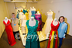 The Kerry County Museum display the Gowns of Glory of the winning Rose's of Tralee at the museum on Monday. L to r: Hazel Ramsey and Jemma O'Connell.