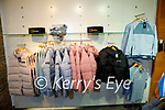 Clothes on display at the Celsius new shop on the Mall