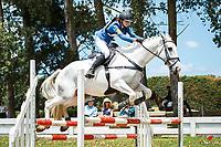NZL-Eloise Stevenson (GUARANA)  AON INSURANCE CNC105 AMATEUR: 2014 AESI Fiber Fresh New Year Horse Trial at Woodhill Sands (Saturday 25 January CREDIT: Libby Law COPYRIGHT: LIBBY LAW PHOTOGRAPHY - NZL