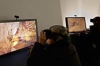 Premier jour d'ouverture<br /> Visite en réalité virtuelle avec l'Oculus Rift