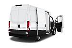 Car images of 2018 Iveco Daily 35S 4 Door Cargo Van Doors