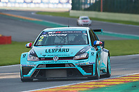 #2 Leopard Racing (LUX). Volkswagen Golf Gti TCR. Jean-Karl Vernay (FRA). TCR Race 1 as part of the WEC 6 Hours of Spa-Francorchamps 2016 at Circuit Spa-Francorchamps, Stavelot, Spa-Francorchamps, Belgium . May 06 2016. World Copyright Peter Taylor/PSP.