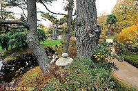 AC34-023z  Flower Garden - Japanese style garden - Japanese style garden