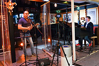 Loti Pohl (Crackers) zu Gast beim Livestream-Pianoabend von Ralf Baitinger - Moerfelden-Walldorf 27.02.2021: Pianoabend mit Ralf Baitinger & Friends