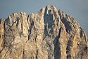 Široka peč (2497 m), Triglav National Park, Julian Alps, Slovenia, July.