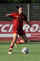 4th September 2021; Agostino di Bartolomei Stadium, Rome, Italy; Serie A womens championship football, AS Roma versus Napoli ; Andressa Alves of AS Roma