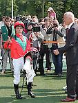 06-06 Prix du Jockey club Grade 1.Winner  Lope de Vega. Owner :  Gestut Ammerland. Trainer : Andre Fabre. Jockey : Maxime Guyon.2nd place : Planteur   Owner :  Wildenstein Team   Trainer : E Lellouche. Jockey : A Crastus.3r d place :Pain perdu. Owner : HG Wernicke. Trainer : N Clement. Jockey : L Dettory
