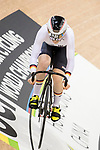 Sophie Pauline Grabosch of the Germany team competes in the Women's Sprint - Qualifying as part of the 2017 UCI Track Cycling World Championships on 13 April 2017, in Hong Kong Velodrome, Hong Kong, China. Photo by Chris Wong / Power Sport Images