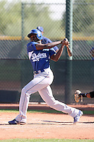 Bladimir Franco - Los Angeles Dodgers, 2009 Instructional League.Photo by:  Bill Mitchell/Four Seam Images..