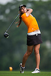 Brooke Hamilton of New Aealand in action on day 3 of the 9th Faldo Series Asia Grand Final 2014 golf tournament on March 20, 2015 at Faldo course in Mid Valley Golf Club in Shenzhen, China. Photo by Xaume Olleros / Power Sport Images