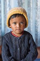 Nepal, Kathmandu. Nepal Youth Foundation Nutrition Center.