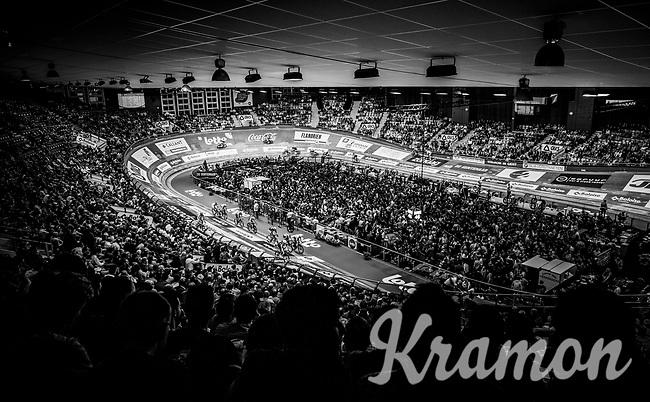 Madison Race<br /> zesdaagse Gent 2019 - 2019 Ghent 6 (BEL)<br /> day 3<br /> <br /> ©kramon