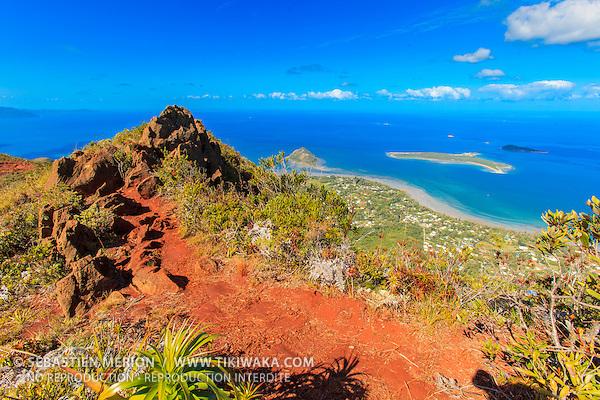 Randonnée au sommet du Mont-Dore, Nouvelle-Calédonie