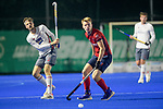 Krefeld, Germany, August 27: During the men quarterfinal fieldhockey match between Berliner HC and Der Club an der Alster on August 27, 2021 at the 1. Liga-Cup at Crefelder HTC in Krefeld, Germany. (Photo by Dirk Markgraf / www.265-images.com) *** Local caption ***