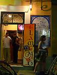 Flamenco at Los Callos in Seville, Spain.