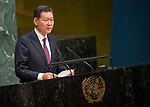 GA 72<br /> High-level meeting of the General Assembly on the appraisal of the United Nations Global Plan of Action to Combat Trafficking in Persons<br /> 25th plenary meeting<br /> <br /> Kazakhstan