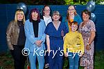 Liz Jones from Tralee celebrating her big 50 at home with family on Saturday. L to r: Martha Donovan, Laura Jones, Rebecca Kirby, Liz Jones, Trish Stack, Tyler Kirby Costello and Geraldine Bourke