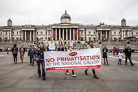 """15.10.2014 - """"No Privatization at the National Gallery"""""""