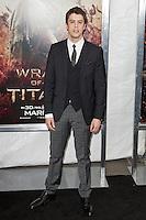 """Toby Kebbell..Anteprima di """"La Furia dei Titani"""".. """"Wrath of the Titans""""..AMC Lincoln Square Theater..26/03/2012, New York..Foto Insidefoto / Marco Sagliocco....Only Italy"""