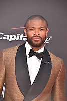 LOS ANGELES, USA. July 10, 2019: P.J. Tucker at the 2019 ESPY Awards at the Microsoft Theatre LA Live.<br /> Picture: Paul Smith/Featureflash