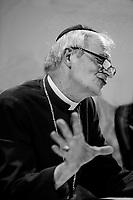 Matteo Maria Zuppi arcivescovo di Bologna, sacerdote, è stato per anni il responsabile della comunità di Sant'Egidio di Roma