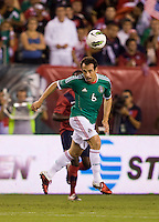 Gerardo Torrado. The USMNT tied Mexico, 1-1, during their game at Lincoln Financial Field in Philadelphia, PA.