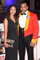 Johnson Beharry<br /> at the Millies 2016, Guildhall, London.<br /> <br /> <br /> ©Ash Knotek  D3212  14/12/2016