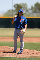 Dillon Maples - Chicago Cubs 2015 extended spring training (Bill Mitchell)