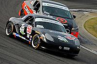 #50 Berg Racing Porsche Boxster of Jon Brunot & Kevin Clifford (GS class)