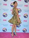 Zoe Saldana  at FOX's 2012 Teen Choice Awards held at The Gibson Ampitheatre in Universal City, California on July 22,2012                                                                               © 2012 Hollywood Press Agency