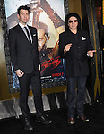Nick Simmons and Gene Simmons attends The Warner Bros. Pictures L.A. Premiere of 300 : Rise of an Empire held at The TCL Chinese Theatre in Hollywood, California on March 04,2014                                                                               © 2014 Hollywood Press Agency