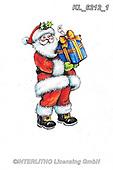 CHRISTMAS SANTA, SNOWMAN, WEIHNACHTSMÄNNER, SCHNEEMÄNNER, PAPÁ NOEL, MUÑECOS DE NIEVE, paintings+++++,KL6212/1,#x# ,sticker,stickers