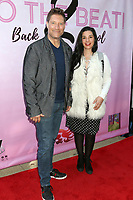 """LOS ANGELES - MAR 8:  Sean Kanan and Michele Kanan at the """"To the Beat! Back 2 School"""" World Premiere Arrivals at the Laemmle NoHo 7 on March 8, 2020 in North Hollywood, CA"""
