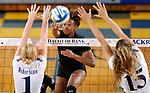 Weber State at South Dakota State University Volleyball