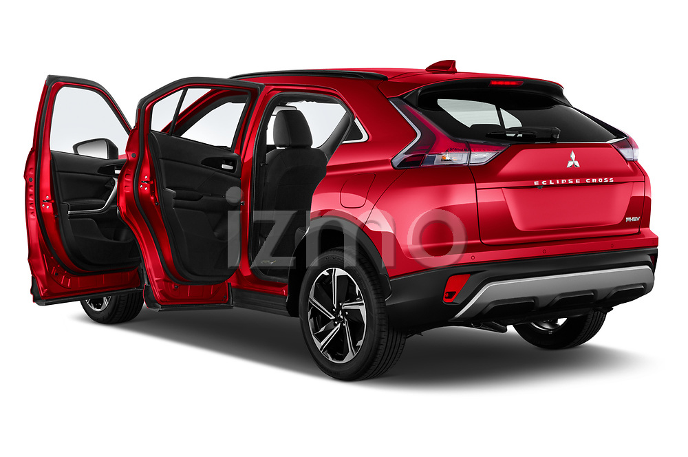 Car images of 2021 Mitsubishi Eclipse-Cross-PHEV Intense-Edition 5 Door SUV Doors