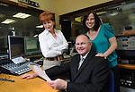 Susan Murphy, general manager, Liam O' Shea, chairman and Tara Phelan, financial controller.