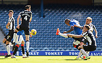 Rangers v St Mirren: Alfredo Morelos scores his first and Rangers second goal of the game