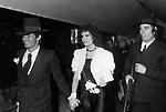 NICKI PENDE CON STEFANIA SANDRELLI<br /> FESTA ANNI 20 AL JACKIE O' ROMA 1974