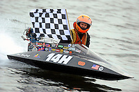 14-H (Runabout)14-H victory lap (runabout)
