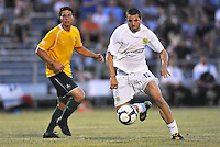 Anthony McManus-Portland Timbers...AC St Louis defeated Portland Timbers 3-0 at Anheuser-Busch Soccer Park, Fenton, Mssouri.