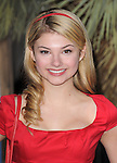 Stefanie Scott attends The Paramount Pictures' L.A. Premiere of RANGO held at The Regency Village Theatre in Westwood, California on February 14,2011                                                                               © 2010 DVS / Hollywood Press Agency