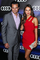 WEST HOLLYWOOD, CA, USA - AUGUST 21: Scott Elrod, Asha Leo at the Audi Emmy Week Celebration 2014 held at Cecconi's Restaurant on August 21, 2014 in West Hollywood, California, United States. (Photo by Xavier Collin/Celebrity Monitor)