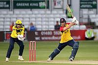 Tom Westley hits out for Essex during Essex Eagles vs Hampshire Hawks, Vitality Blast T20 Cricket at The Cloudfm County Ground on 11th June 2021