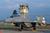 - German Air Force, Soviet built MIG 29 fighter aircraft, inherited after the re-unification with the East Germany<br /> <br /> - aviazione tedesca, caccia MIG 29 di costruzione sovietica, ereditato dopo la riunificazione con la Germania Est