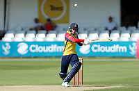 Josh Rymell of Essex hits out during Essex Eagles vs Middlesex, Vitality Blast T20 Cricket at The Cloudfm County Ground on 18th July 2021