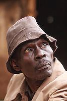 Africa, Uganda ,Kamwenge district, Hoima,Bunyoro kindom, Bunyoro witch doctor